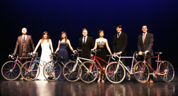 Bicycle Opera Project on Stage