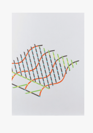 Tomma Abts mainly Drawing.